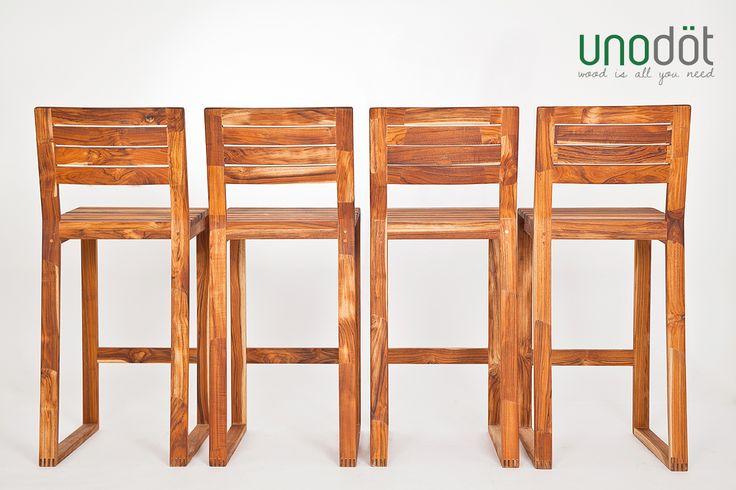 Capuccino es una amplia colección que abraca diferente tipos de productos. En ella se encuentran: sillas para barras, mesas, sillas y bancas de exterior y una silla de comedor.   Su concepto nace de la continuidad de las líneas presentes en una taza de capuccino, líneas que se evidencian en las formas de sus objetos y sus estructuras.