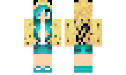✌️✌️✌️✌️✌️✌️✌️✌️✌️✌️✌️minecraft skin ocelot-girl for friend