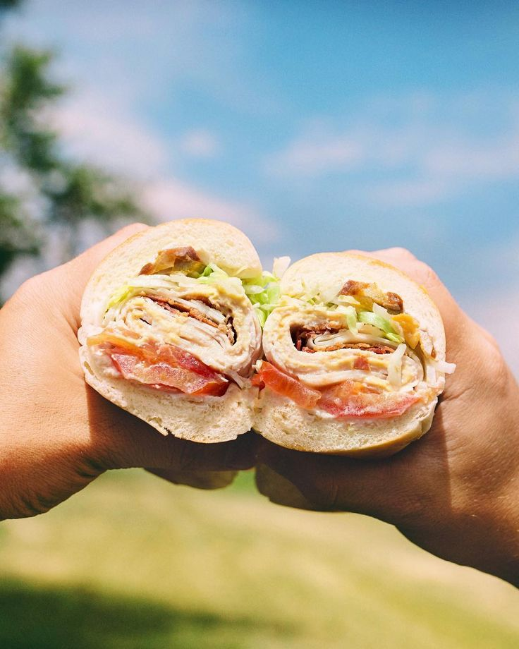 Jimmy John's Menu Hack:   #16, add turkey, cheese, extra tomatoes, onions, sauce, hot peppers and Dijon.