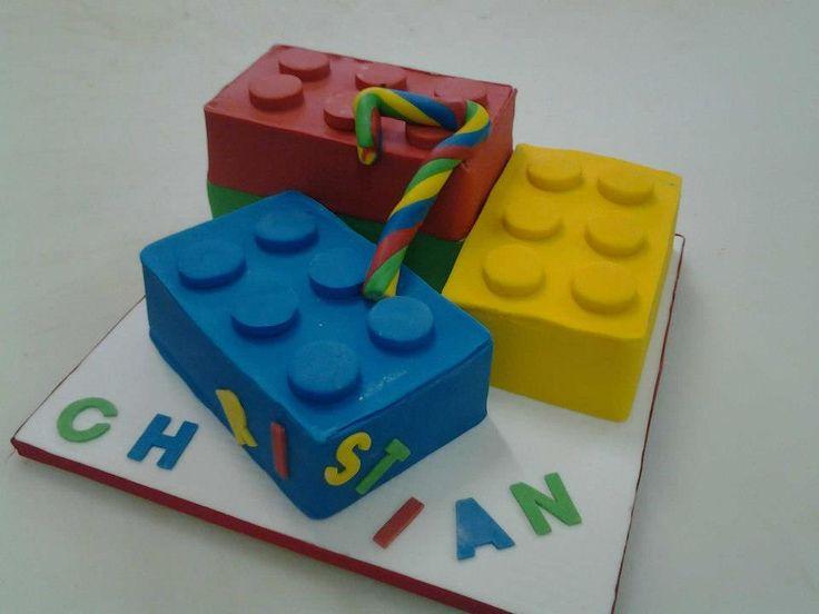 I lego, i giochi di ieri, le emozioni di oggi. #torta della pasticceria LaMimosa di Tollo