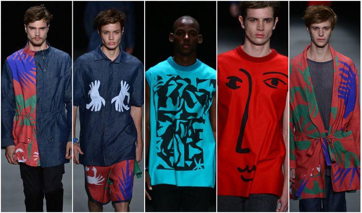 Semana de la #Moda en Río de Janeiro termina entre polémicas por presencia de modelos negros o indígenas. #FashionRio #RioDeJaneiro #FashionWeek #Fashion #Men #Man #Look #LookForMen #Style Vea una fotogalería y lea más sobre la polémica en: http://www.eluniverso.com/vida-estilo/2013/11/11/nota/1717086/semana-moda-rio-janeiro-termina-polemicas-etnias-modelos