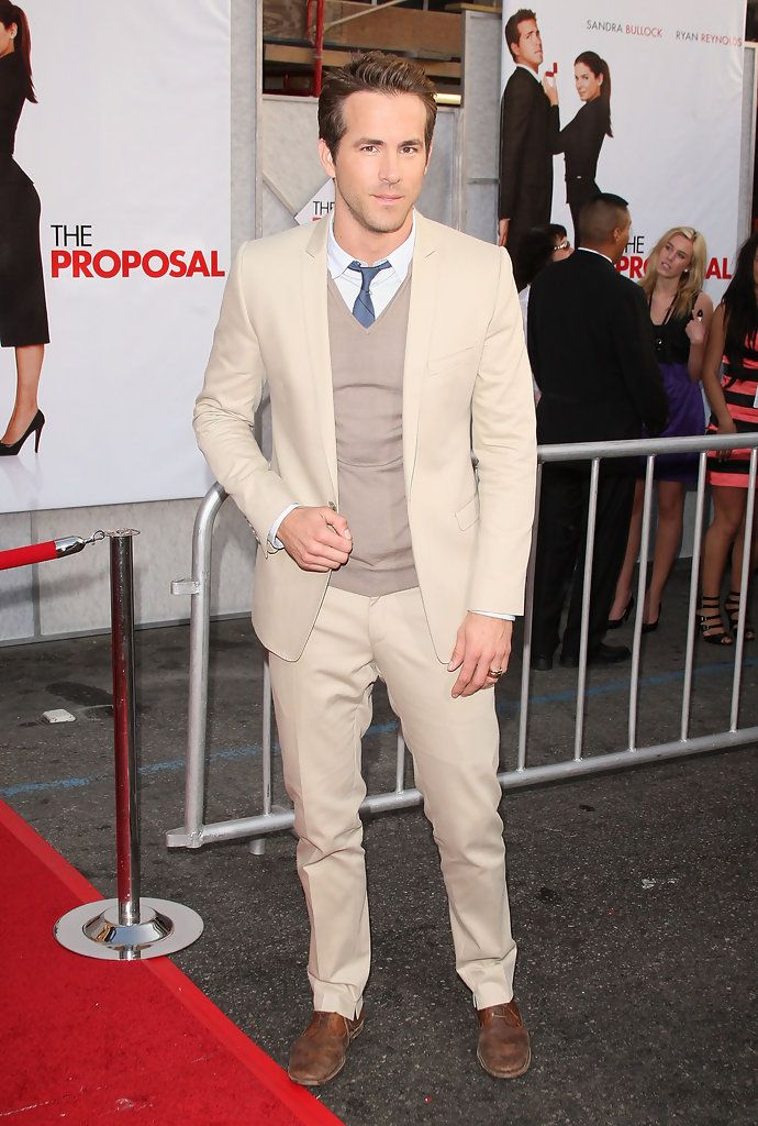 """Ryan Reynolds Photo - Premiere Of Touchstone Pictures' """"The Proposal"""" - Arrivals"""