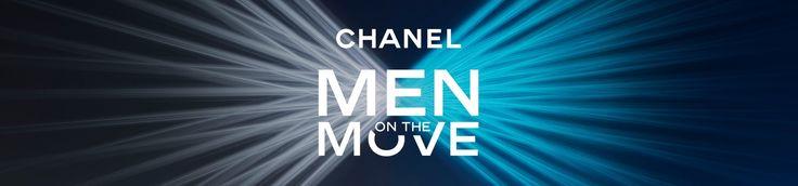 MEN ON THE MOVE - CHANEL - Site officiel et Boutique en ligne
