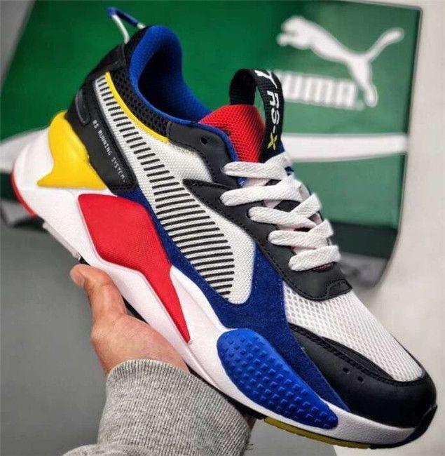chaussure puma transformers