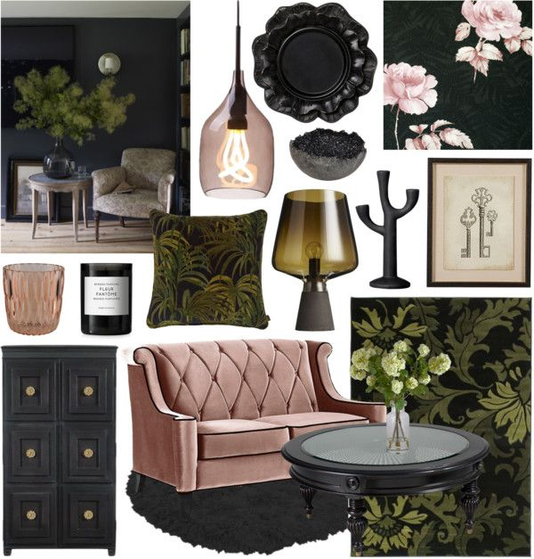 """""""Night Garden"""" by ladomna on Polyvore"""