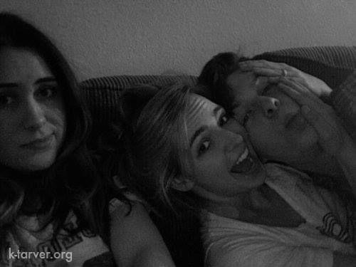Sydney Lopez, Katelyn Tarver & David Blaise #Datelyn
