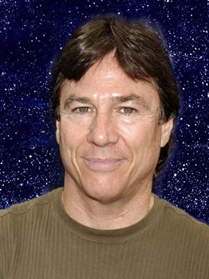 Richard Hatch (the original Starbuck then Tom Zarek in the new Battlestar Galactica)