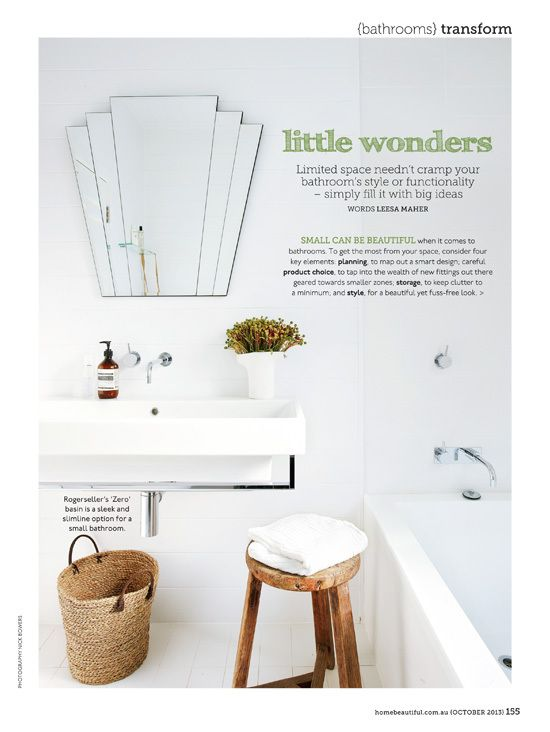 Inside the Home Beautiful October Issue 2013