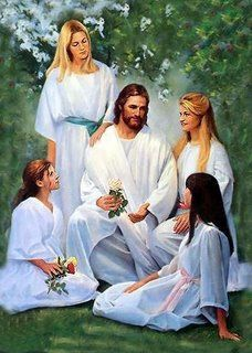 Jesus teaching young girls: Mormon, Picture, Church, Latter Day Saint, Jesus Christ, Daughter Of God, Daughters, Lds