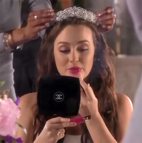 Is the Revlon Super Lustrous Lip Gloss in Pink Pop the gloss Blair Waldorf wore to her wedding? Find out!