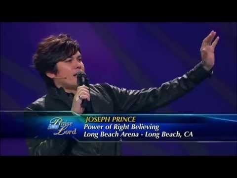 Joseph Prince 2015 Don't Fight—Feed Joseph Prince Podcast - YouTube