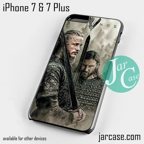 Vikings Lagnar & Rolo Phone case for iPhone 7 and 7 Plus