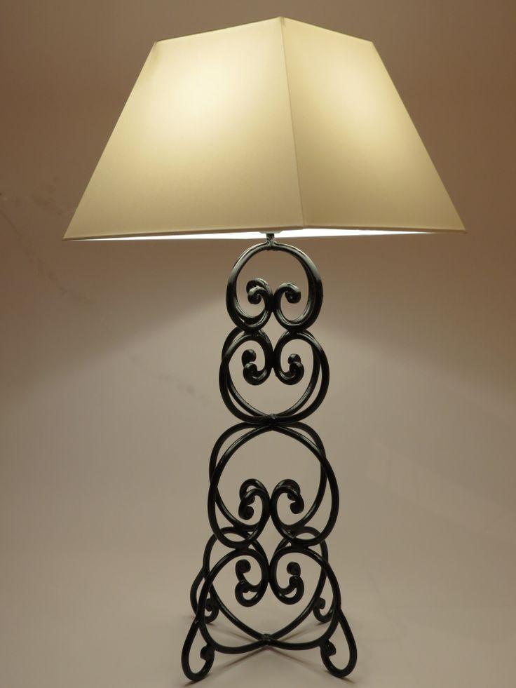 http://www.creafer.com/luminaire-fer-forge/lampe-d-interieur.html
