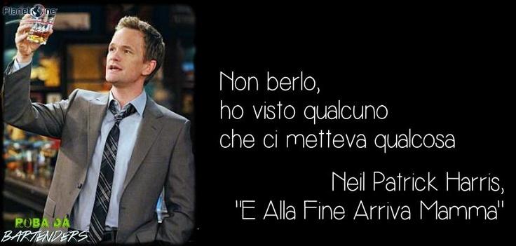Neil Patrick Harris http://www.planetone.it/category/aforismi/