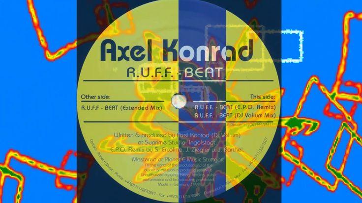 Axel Konrad – R.U.F.F. - Beat | 90s Hard House