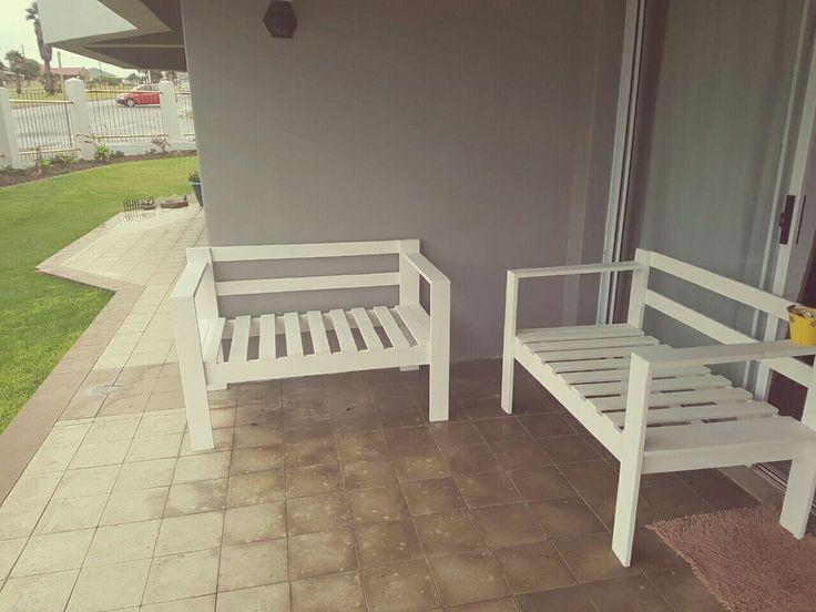 Nunu patio couches
