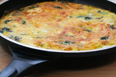 Mushroom Lover's Frittata with Spinach and Cheese: Lovers Frittata, Beaches Diet, Frittata Recipes, Chee Recipes, Mushrooms Lovers, Favorite Recipes, Breakfast Frittata, Cheese Recipes, Kalyn Kitchens
