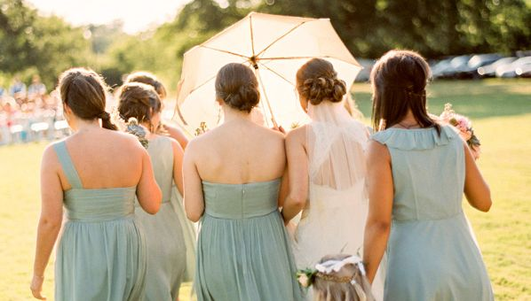 10 Ways To Be The Best Bridesmaid Ever