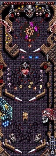 Devil's Crush (Game) - Giant Bomb