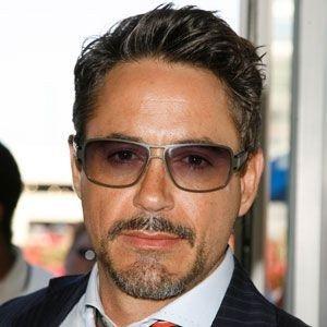 Robert Downey, Jr. -- from Iron Man to Sherlock