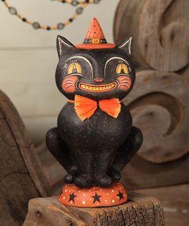 Vintage Halloween Collector. I love Vintage Halloween !!