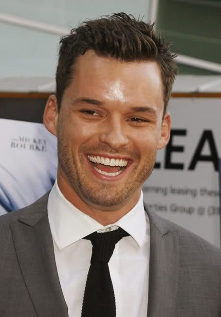 One Tree Hill   Austin Nichols. This boy has a smile that could melt any heart..