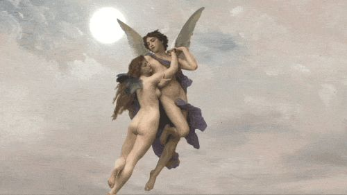 William-Adolphe-Bouguereau---L'Amour-et-Psych.