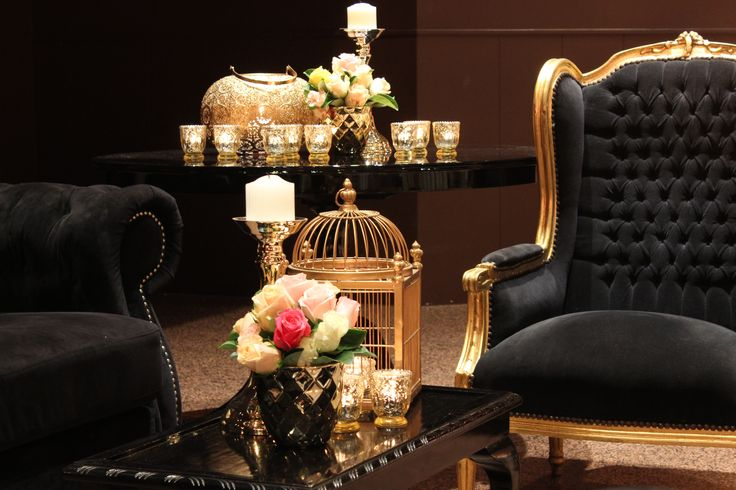 Furniture supplied by Atmosphere Events