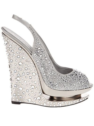 Bling wedges    Live a luscious life with LUSCIOUS: www.myLusciousLife.com
