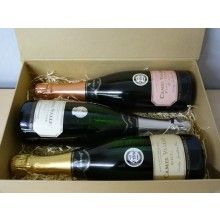 Camel Valley Sparkling Wine Trio Gift Box *Next Day Courier Delivery* #sparklingwine