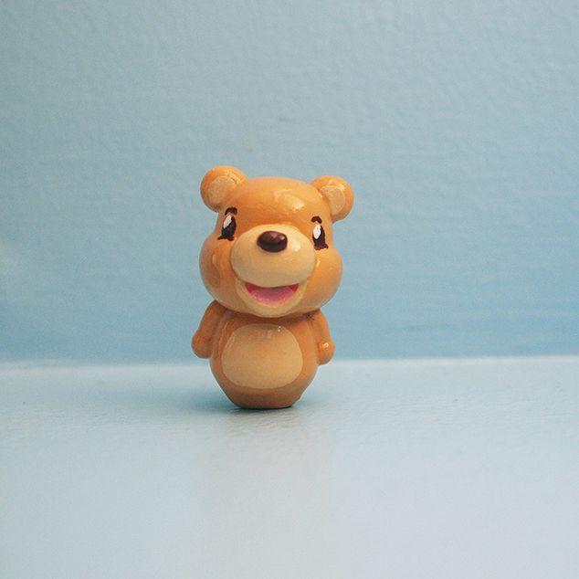 Moshi Bear! Get your beary own Moshi Bear on Kickstarter! http://www.kickstarter.com/projects/1920201071/brick-building-bears
