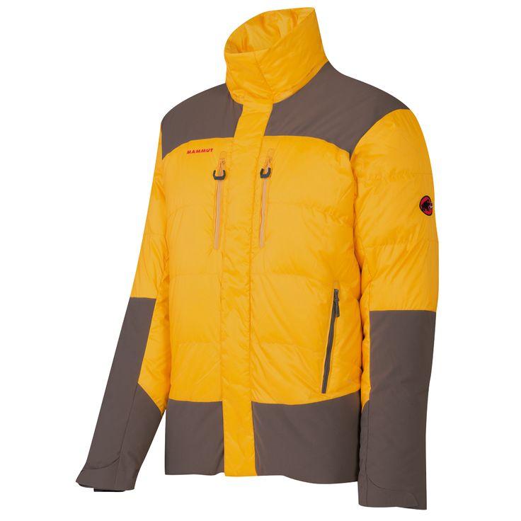 Ambler Pro IS Hooded Jacket Men, Pánská outdoor bunda Mammut | Hudy.cz