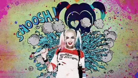 Gifs Animados de Harley Quinn