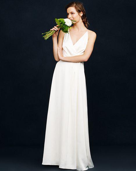 Minimalist Wedding Dress Style For The Modern Bride - Wedding Party
