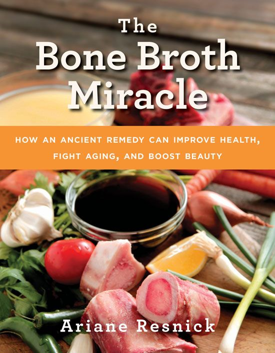 Get the benefits of grass-fed beef marrow with this recipe for organic beef bone soup base.