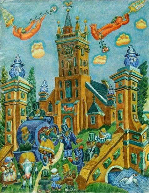 Jaap Oudes is opgenomen in de site  www.penciltopics.co.uk. Een site die zich speciaal richt op kunstenaars en kunstliefhebbers van kleurpotlood-kunst.