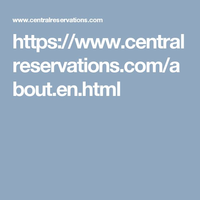 https://www.centralreservations.com/about.en.html