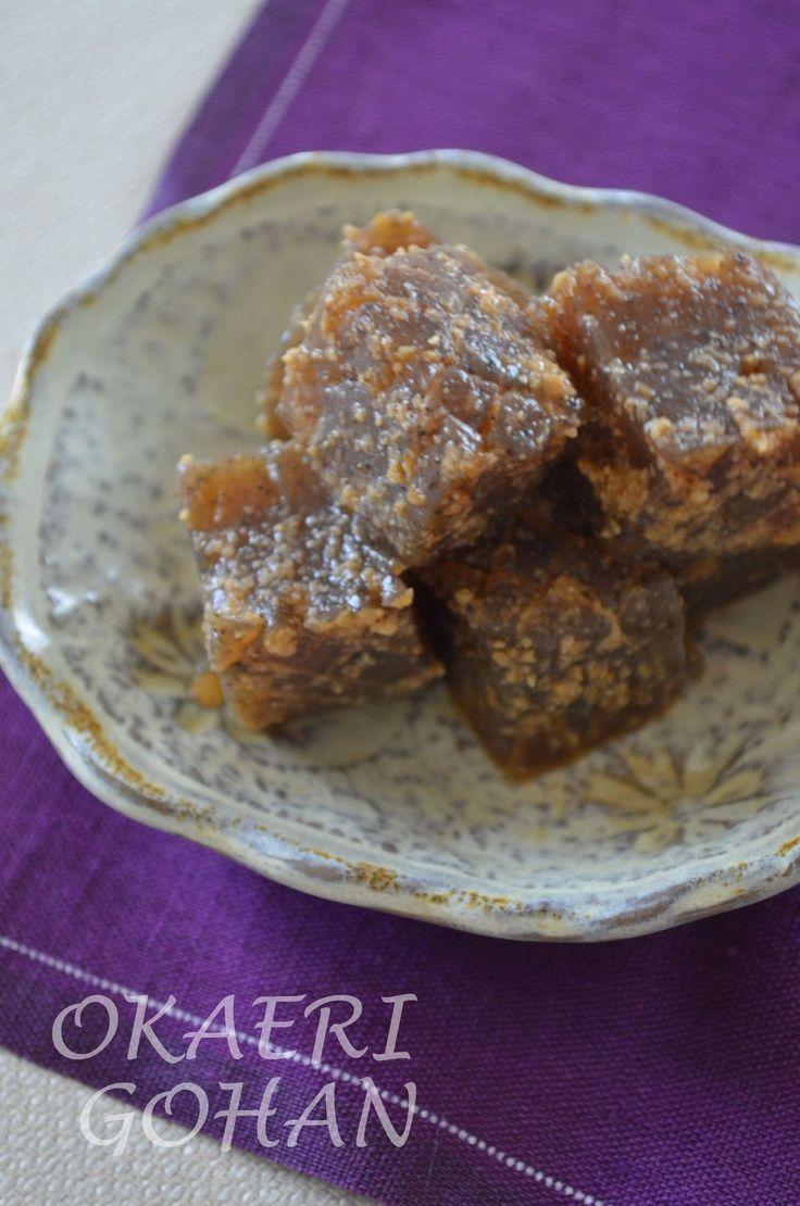 こんにゃくのゴマ炒め by 松尾絢子(ちきむん) / こんにゃくに香ばしいゴマの風味をプラスしました ついついつまんでしまう1品です^^ / Nadia