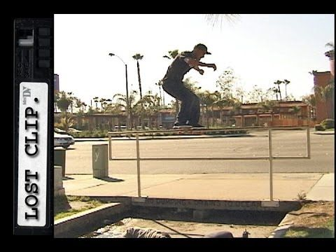 """Omar Hassan Lost & Found Skateboarding Clip #57 - http://DAILYSKATETUBE.COM/omar-hassan-lost-found-skateboarding-clip-57/ - http://www.youtube.com/watch?v=XAAp6RTC8fg&feature=youtube_gdata Omar Hassan proves he can skate anything in his path with this gnarly ollie up gap to boardslide to fake. *DISCLAIMER - Not necessarily all clips were really technically """"LOST"""" some maybe... - clip, Found, hassan, lost, omar, skateboarding"""