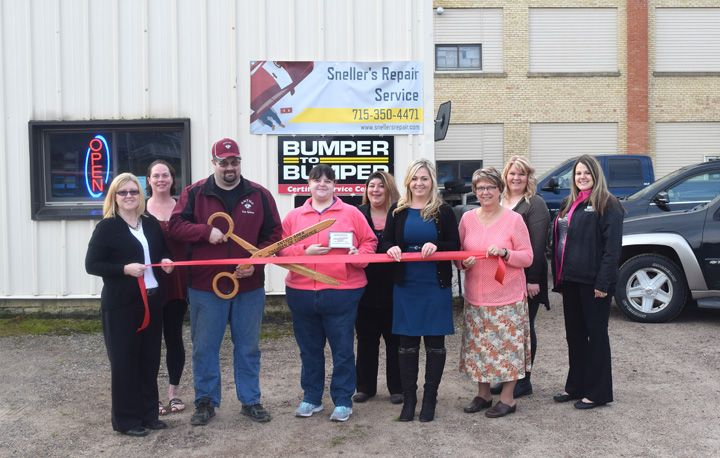 Sneller's Repair Service open for business in Antigo area