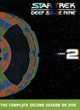 Star Trek: Deep Space Nine - The Complete Second Season [7 Discs] [DVD]