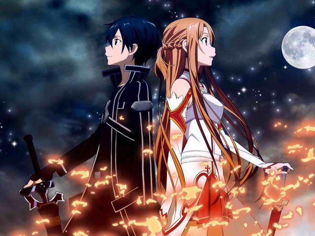 I got: Sword Art Online! What Anime Do You Belong In?