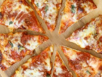 Low Carb Pizzateig selbst zubereiten
