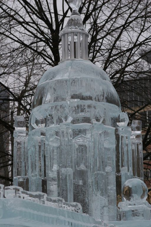 st paul winter carnival images | Ice Sculptures at the St. Paul Winter Carnival