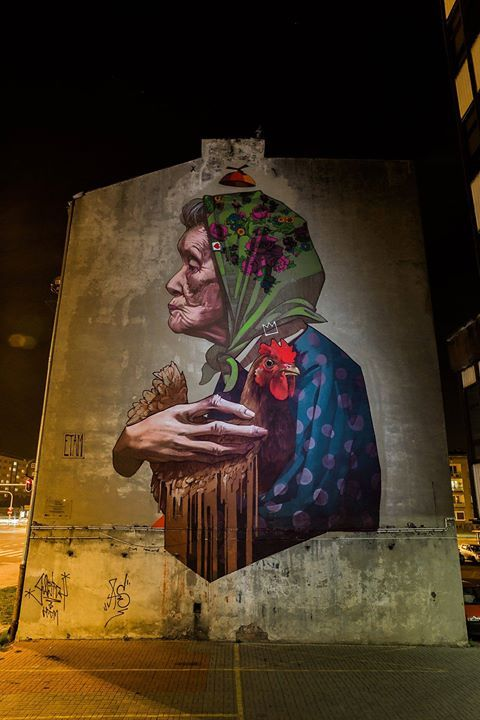 ETAM, Lodz Poland