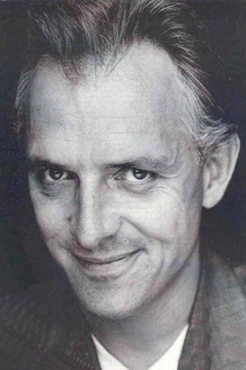 Rik Mayall - a twinkle in his eye and a cheeky grin...he will be missed