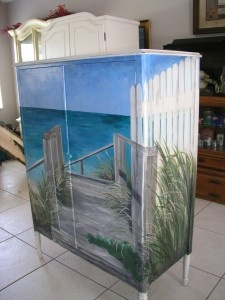 1186 Best Art Painted Furniture Images On Pinterest