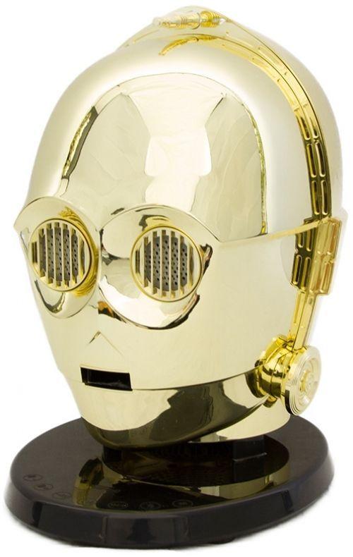Star Wireless Bluetooth Speaker, C-3PO Two 3W Tweeters And a 10W Ported