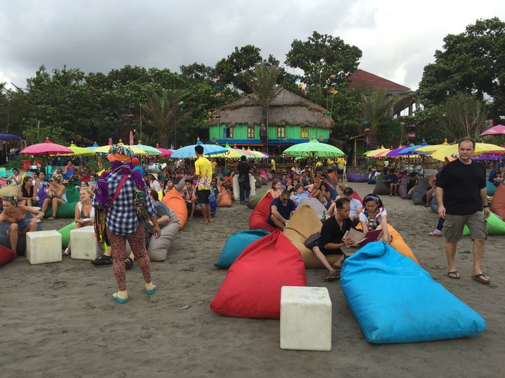 If you go to Bali, head to Seminyak and visit La Plancha - awesome!