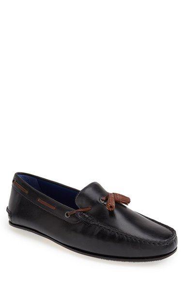 Ted Baker London 'Muddi' Driving Shoe (Men)